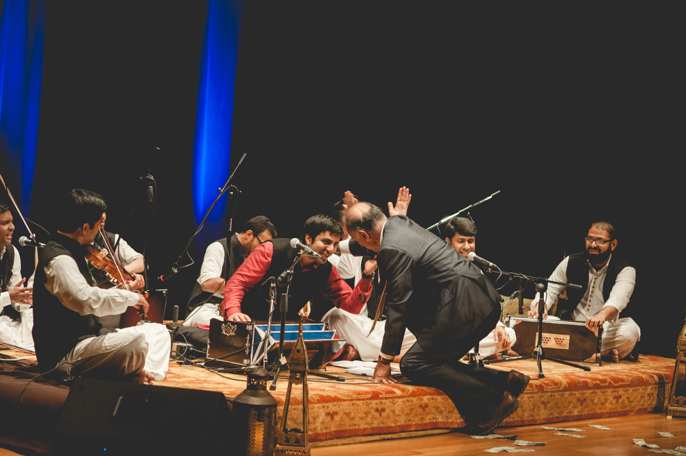 Release of ISHQ at Asia Society