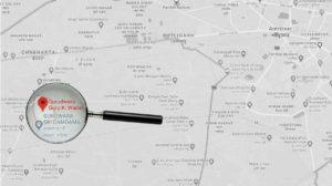 guru ki wadali on a map