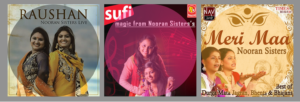 Songs Albums and Discography of Nooran Sisters