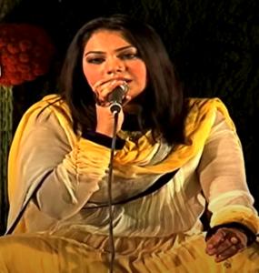 sanam marvi singing