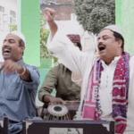 Qawwal Farid Ayaz Abu Muhammad performing