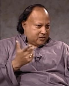Interview in India of Famous Qawwali Nusrat