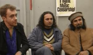 Salman Ahmed and Junoon Band
