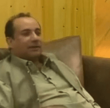 Rahat interview in Pakistan