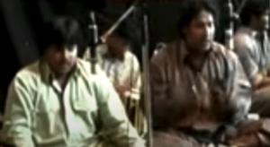 Album recording of Rizwan Muazzam
